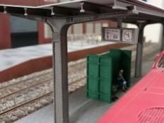Bahnsteig-System
