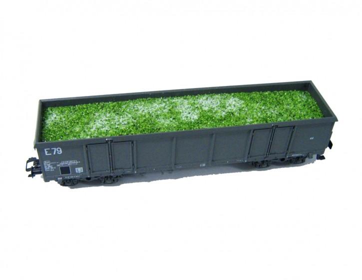 echte Altglasladung 1, grün