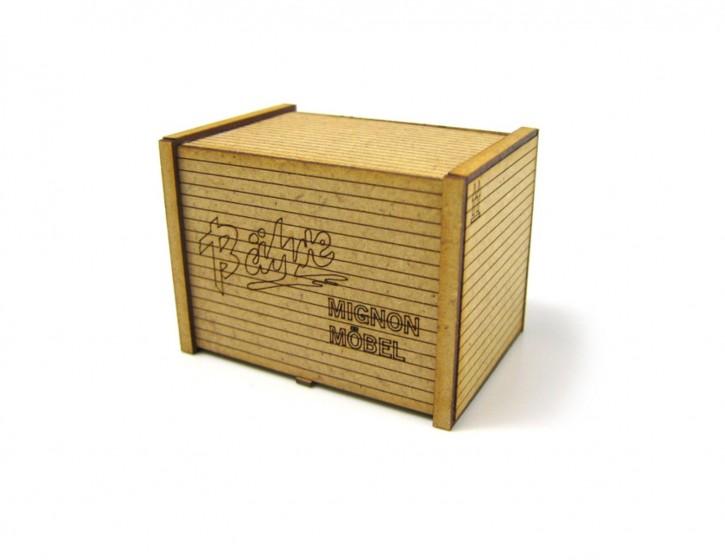 Kiste Bähre Mignon 1