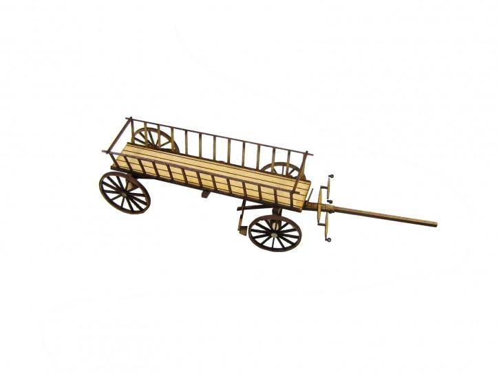 Kutsche/Fuhrwerk Leiterwagen