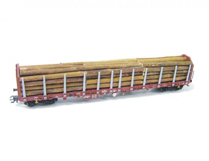 Holzstämme 2, 3-teilig