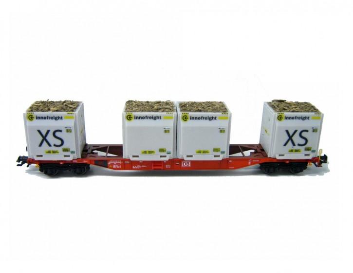 4x Schredderholz Innofreight XS