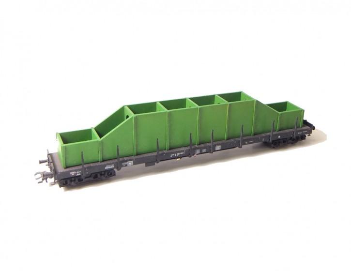 langer Stahlträger 2, grün