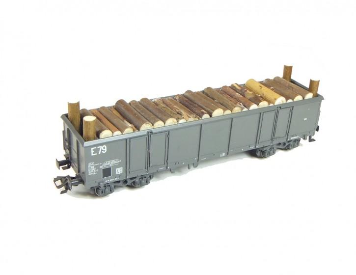 Holzstammladung 1, quer, lang