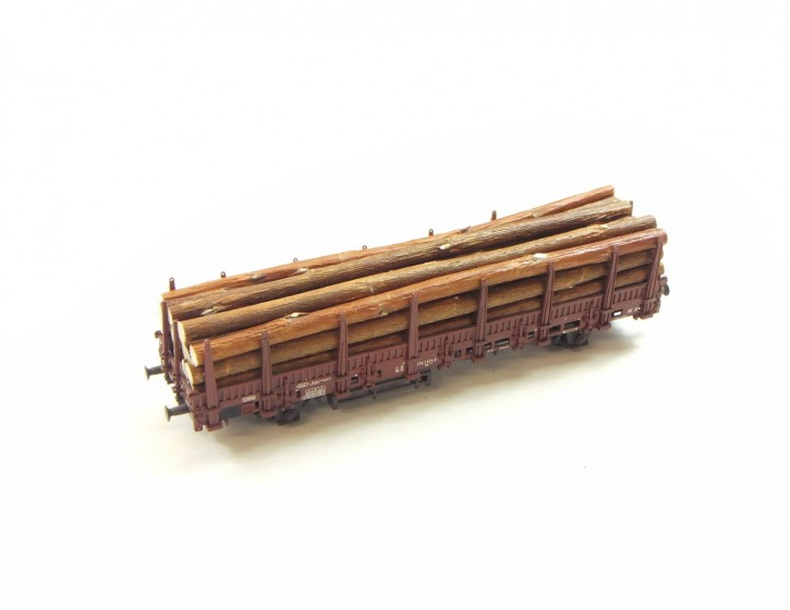 Holzstämme 7, 1-teilig