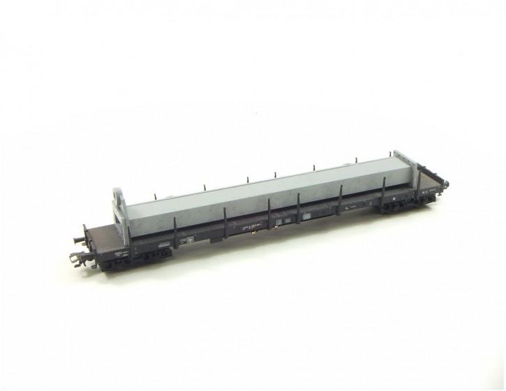 Stahlträger 3, lang, grau