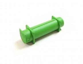 Müllpresscontainer 1, grün