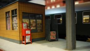 Modusteck Bahnsteig Kiosk 1